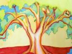 oak-tree-on-red-for-wordpress